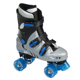 SFR Phoenix Quad Skate - Blue/ Black SIZE J13