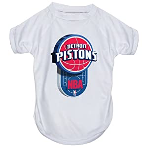 Hunter MFG Detroit Pistons Performance T-Shirt, X-Large by Hunter
