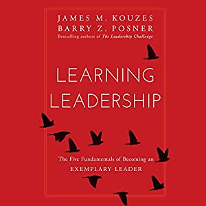 Learning Leadership Audiobook