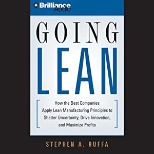 Going Lean Audiobook