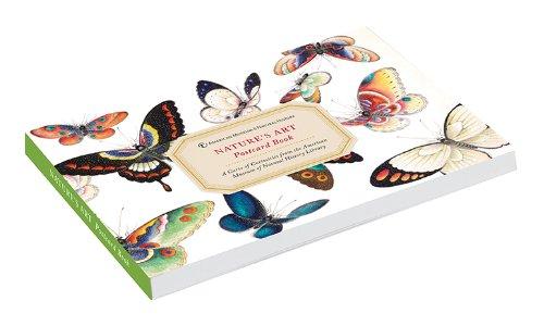 Nature's Art - Postcard Book: (American Museum of Natural History) (American Museum/Natural Hist)