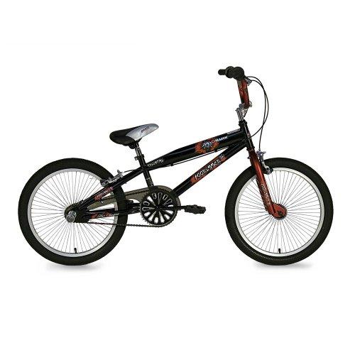 Razor Boy's Aggressor BMX Bike (20-Inch Wheels, Black/Red)