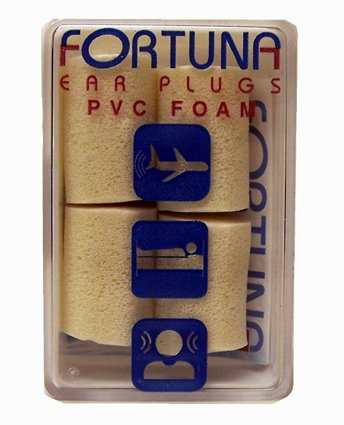 Fortuna PVC Foam Ear Plugs