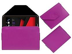 Acm Premium Pouch Case For Revolt Tx1 Tablet Flip Flap Cover Holder Pink