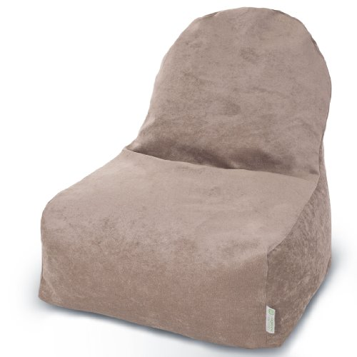 Majestic Home Goods Villa Pearl Kick-It Chair