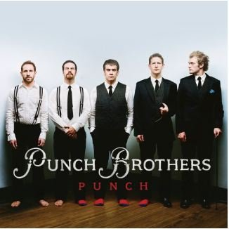 CD : Punch Brothers - Punch (CD)