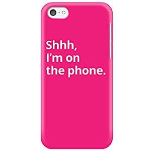 Wildpunch WP-IP5S(9) Phone Back Cover Case For IPhone 5s And 5 (Pink)