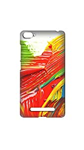 Beautiful Color Painting Mobile Back Case/Cover For XIAOMI Mi4i