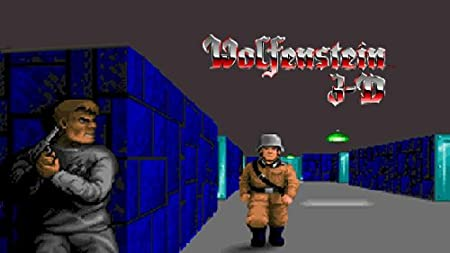 Wolfenstein 3D [Online Game Code]