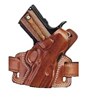 "Galco Black High Ride Concealment Holster For S&W N Frame w/2""-4"" Barrel Md: SIL126B ."
