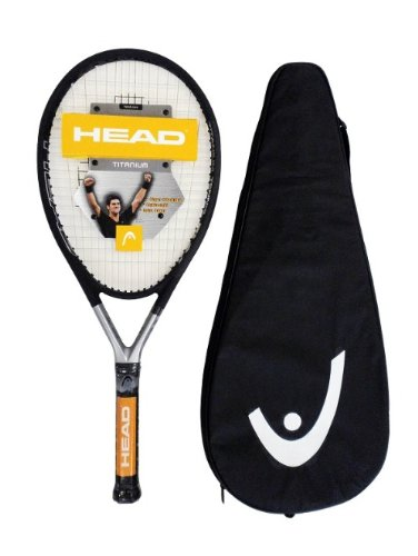 Head Ti.S6 Titanium Tennis Racket L5