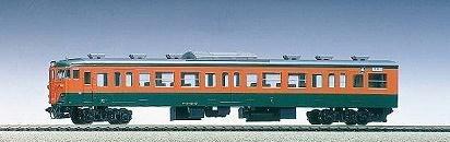 TOMIX HOゲージ HO-065 国鉄 113 2000系近郊電車 (湘南色)基本セットA