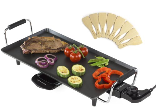 andrew-james-electric-teppanyaki-barbecue-table-grill-griddle-2000-watts-includes-2-year-warranty-an