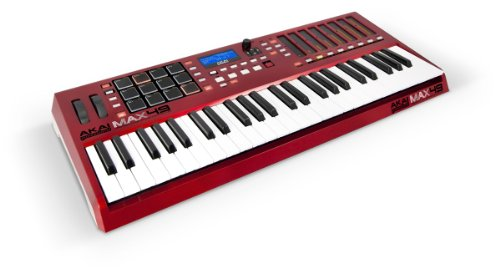 Akai Max 49 Advanced USB/MIDI/CV Keyboard Controller Promo Offer