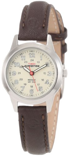 Timex Womens T40301 Expedition Leather