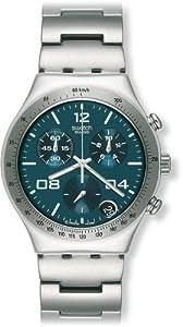 Amazon.com: Swatch Men's YCS438G Blustery Chronograph