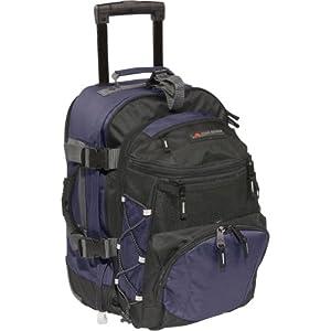 High Sierra Carry-On Wheeled Backpack by High Sierra