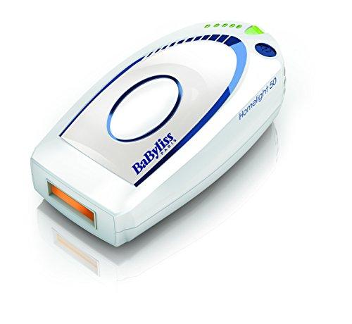 BaByliss Homelight - G932E - Epilateur à lumière pulsée corps et visage