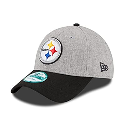 Pittsburgh Steelers The League Heather 9FORTY Cap