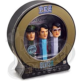 Elvis Presley Limited Edition PEZ