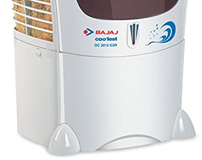 Bajaj Icon DC2015 43-Litre Room Cooler (White)