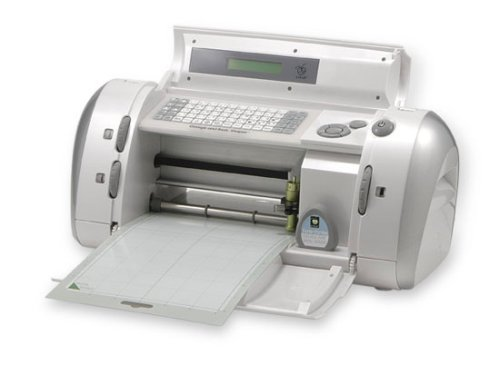 Cricut 29-0001 Personal Electronic Cutting Machine 