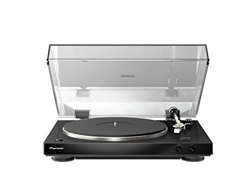 Pioneer PL-30 Audiophile Stereo Turntable with Dual-Layered Chassis and Built-in Phono Equalizer