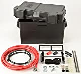 JEGS Performance Products 10278 Trunk Mount Battery Box Kit