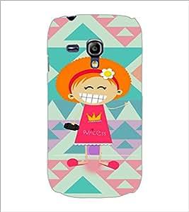 PrintDhaba Cartoon D-3607 Back Case Cover for SAMSUNG GALAXY S3 MINI (Multi-Coloured)
