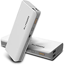 ALLPOWERS™ Portable 15600mAh Power Bank External Battery Charger Pack with iPower™ Technology for Cell Phone, iPhone, iPad, Samsung, Blackberry, iPod, MP3, PSP, PDA and Most USB Devices