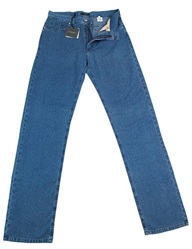 new-canali-denim-blue-jeans-slim-30-46