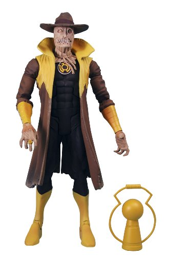 DC Universe Classics Sinestro Corps/Yellow Lantern Scarecrow Collectible Figure (Dc Comics Sinestro Action Figure compare prices)