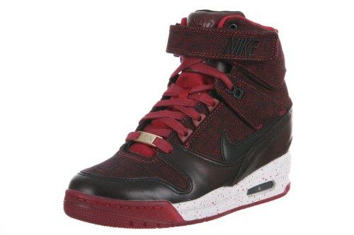 sports shoes f6b88 f5d9a Nike Air Revolution Sky Hi FW QS City Pack London Womens Wedge Basketball  Shoes 633525-