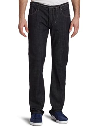 Matix Men's Gripper Denim Jeans, Resin Rinse, 31