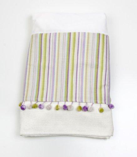 Viola Crib Skirt by Glenna Jean