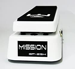Expression Pedal for 25k Pot compatability (Strymon, TC etc.), White from Mission Engineering