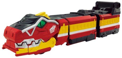 Bandai Ressha Sentai ToQger Train Union Series EX Kyoryuger Ressha - 1