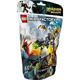 Lego Hero Factory - 44015 - Jeu De Construction - Evo Robot