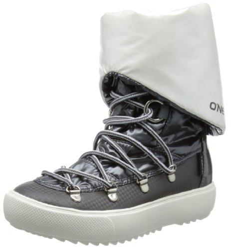 O'Neill Girls Montebellunajr Dove Grey Snow Boots 59.1063.01.K22 3.5 UK Child, 36 EU