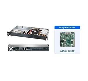 Supermicro 1U Rackmount Server Barebone System Components