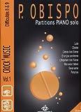 echange, troc Obispo Pascal - Obispo Pascal Best of (crock'music vol 1 )  - Piano solo