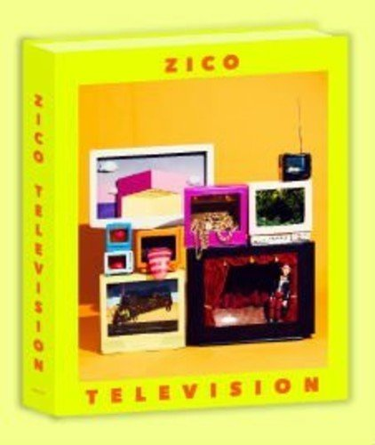 CD : Zico - Television (Asia - Import)