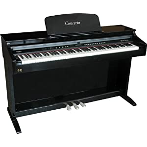 delson 8871 piano num rique meuble livr avec une. Black Bedroom Furniture Sets. Home Design Ideas