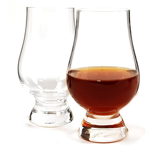 Glencairn Crystal Whiskey Glass, Set of 2 (Crystal Bourbon Glasses compare prices)