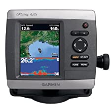 Garmin GPSMAP 421S GPS Without Transducer