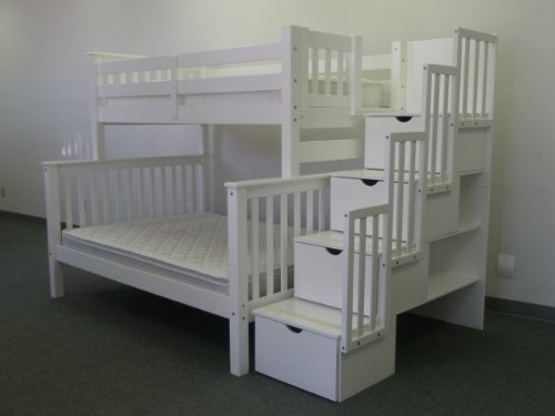 Childrens Single Beds With Storage 1664 front