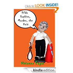 Hilda Hopkins, Murder, She Knit (Hilda Hopkins, Serial Knitter)