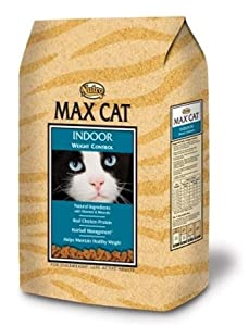 Max Cat Indoor Weight Control Food, 16-Pound