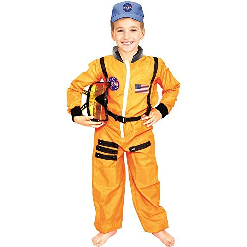 NASA Astronaut Explorer Kids Costume