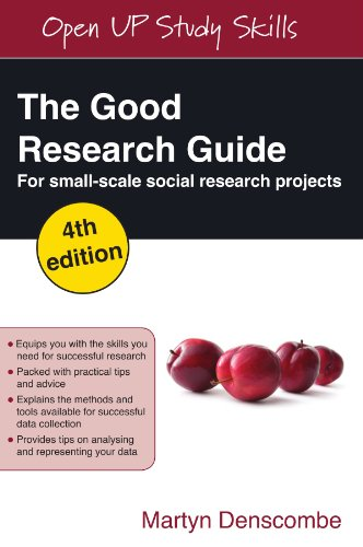 The Good Research Guide: for small-scale social research...